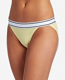 Jockey Retro Stripe String Bikini 2252, First at Macy's