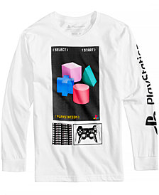 Playstation Men's T-Shirt by Ripple Junction