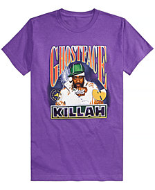 FEA Men's Ghostface Killah Graphic-Print T-Shirt