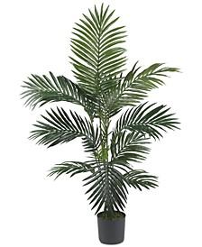 4' Artificial Kentia Palm Silk Tree