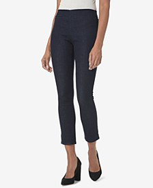Alina Pull-On Ankle Skinny Jeans