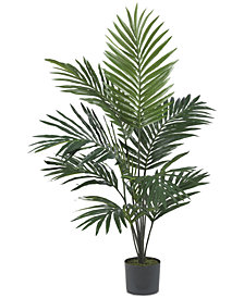 Nearly Natural 5' Artificial Kentia Palm Silk Tree