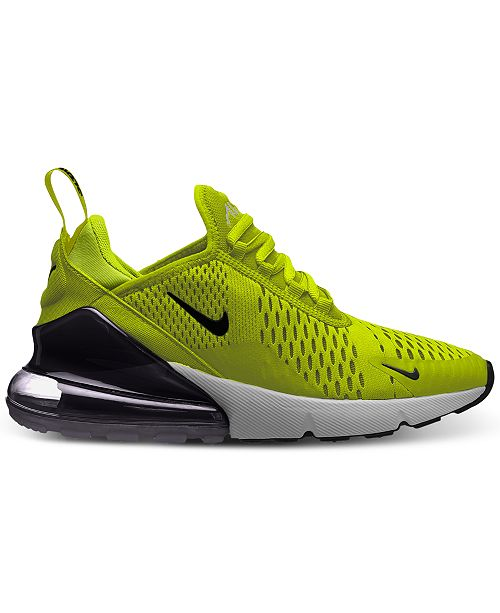 Nike Boys  Air Max 270 Casual Sneakers from Finish Line - Finish ... a668efbb9d