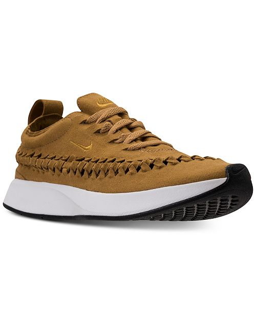 f7cc8a45732 Nike. Women s Dualtone Racer Woven Casual Sneakers from Finish Line. Be the  first to Write a Review. main image