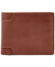 Fossil Men's Garret Leather Bifold Wallet