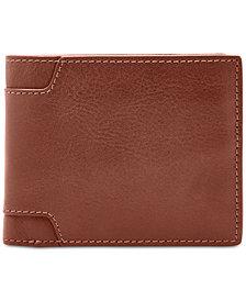 Fossil Men's Garret Leather Bifold Wallet