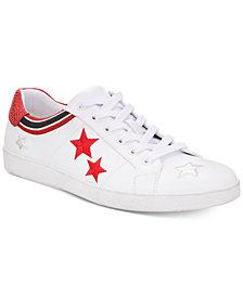 I.N.C. Men's Cosmic Patchwork Low-Top Sneakers, Created for Macy's