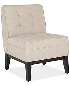 Taber Accent Chair, Quick Ship