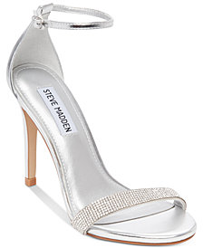 Steve Madden Women's Stecy Embellished Dress Sandals