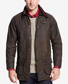 Barbour Men's Beaufort Waxed Jacket