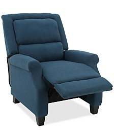 Camden Fabric Recliner, Quick Ship