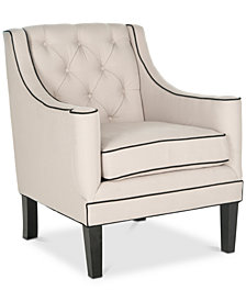 Temkin Accent Chair, Quick Ship