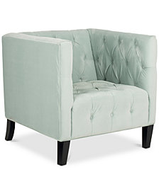 Geneva Accent Chair, Quick Ship