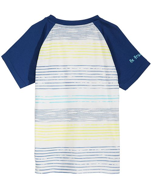 9009d23a Tommy Hilfiger Baby Boys Graphic-Print T-Shirt & Reviews - Shirts ...