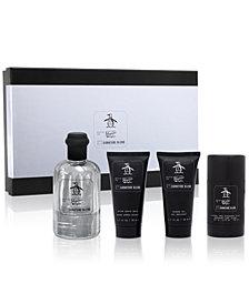 Penguin Men's 4-Pc. Signature Blend Gift Set