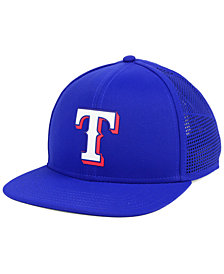Under Armour Texas Rangers Supervent Cap