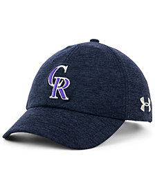 Under Armour Women's Colorado Rockies Renegade Twist Cap