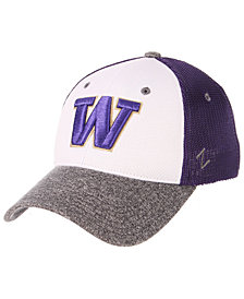 Zephyr Washington Huskies League Meshback Flex Cap