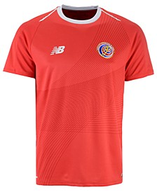 Men's Costa Rica National Team Home Stadium Jersey
