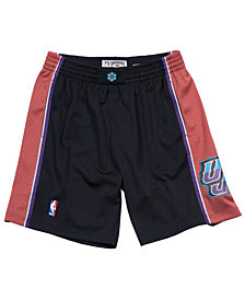 Mitchell & Ness Men's Utah Jazz Authentic NBA Shorts