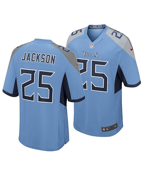 on sale 194ac 22515 Men's Adoree Jackson Tennessee Titans Game Jersey