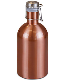 Picnic Time Copper-Colored Stainless Steel 64-Oz. Growler