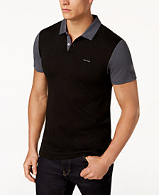 Calvin Klein Men's Colorblocked Polo