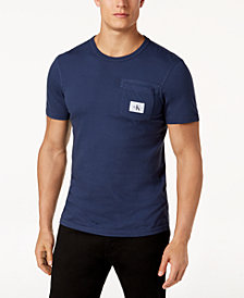 Calvin Klein Jeans Men's Logo Chest Pocket T-Shirt