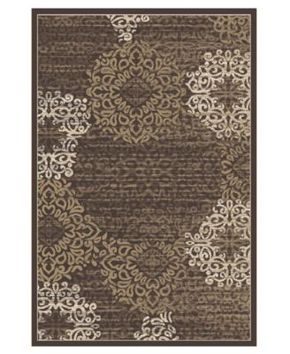 "CLOSEOUT! Teramo Intrigue 3' 3"" x 4' 11"" Area Rug"