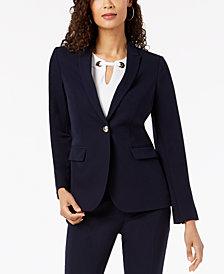 Blue Jackets For Women Macy S
