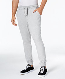Calvin Klein Jeans Men's Contrast Logo Sweatpants
