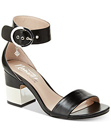 Nanette Lepore Thora Dress Sandals