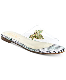 Nanette by Nanette Lepore Veronica Slide Sandals