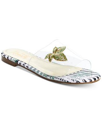Nanette Lepore Nanette by Veronica Slide Sandals Women's Shoes