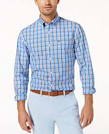 Tommy Hilfiger Men's Bray Plaid Shirt, Created for Macy's