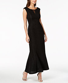 Connected Textured Mesh-Inset Gown