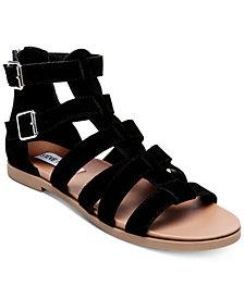 Steve Madden Women's Diver Gladiator Sandals