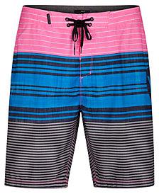 """Hurley Men's Strands Stripe 20"""" Board Shorts"""