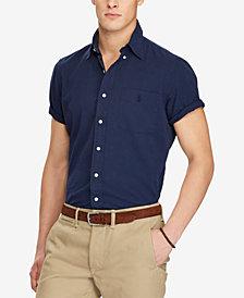 Polo Ralph Lauren Men's Classic Fit Short Sleeve Sport Shirt
