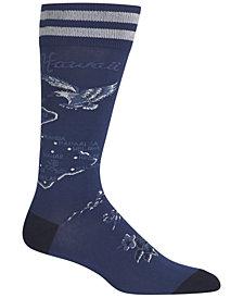 Polo Ralph Lauren Men's Printed Socks