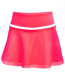 Ideology Little Girls Mesh Skort, Created for Macy's