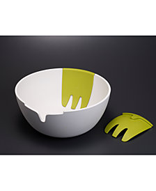 Joseph Joseph Salad Bowl with Servers