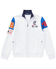 Ralph Lauren Big Boys CP-93 Track Jacket