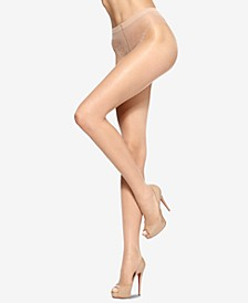 Women's  Toeless Pantyhose Sheers with Lace Panty