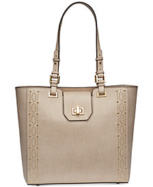 Calvin Klein Clementine Studded Tote