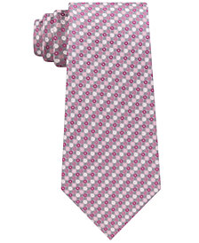 Kenneth Cole Reaction Men's Eclipse Dot Silk Tie