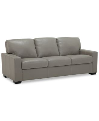 ... Furniture Ennia Leather Sectional And Sofa Collection, Created For  Macyu0027s ...