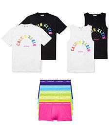 Calvin Klein Jeans Men's Pride Printed Separates