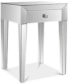 Morana Side Table, Quick Ship