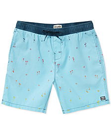 Billabong Toddler Boys Layback Printed Board Shorts